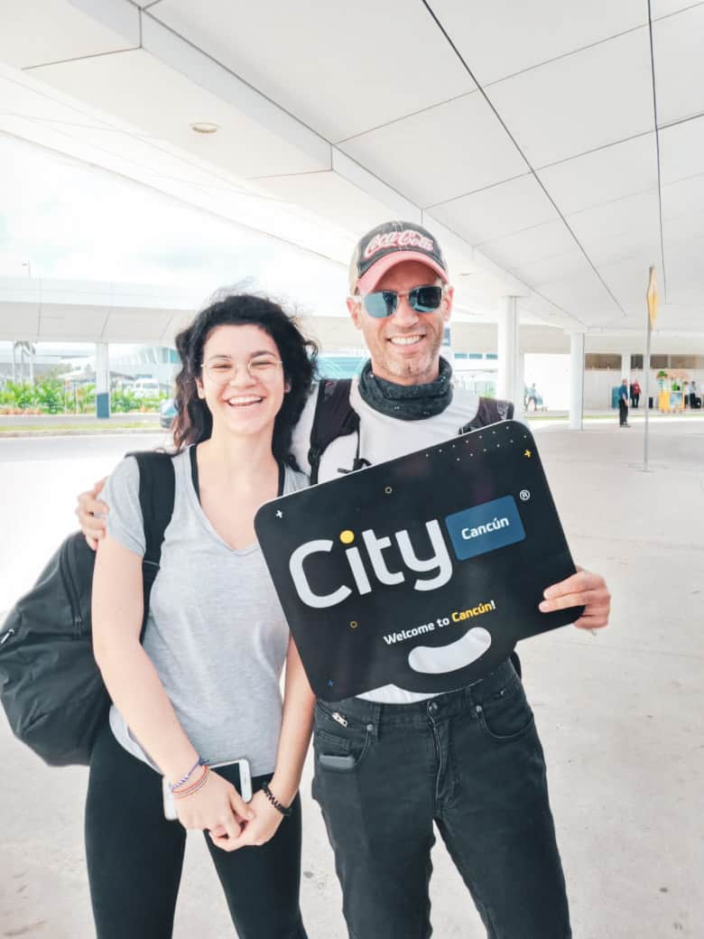 CLIENTES FELICES - CITY CAR RENTAL 1