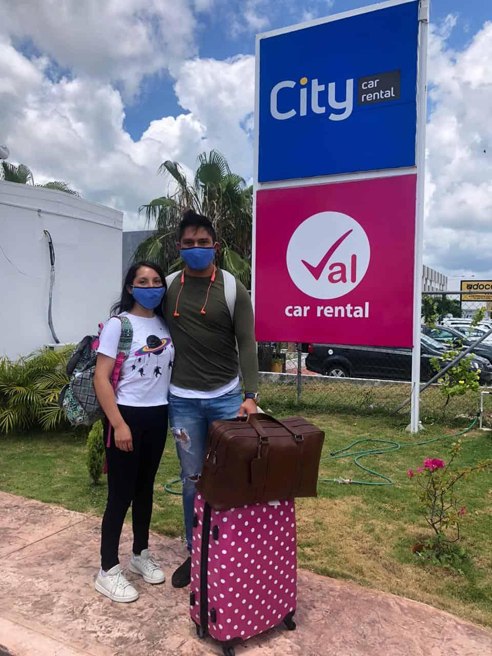 Nuestros Clientes en City Car Rental