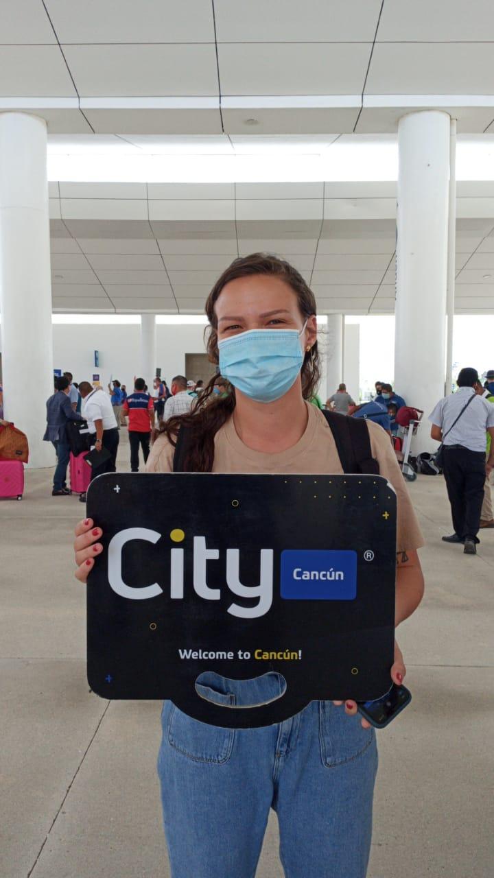 Nuestro cliente en Cancún 5
