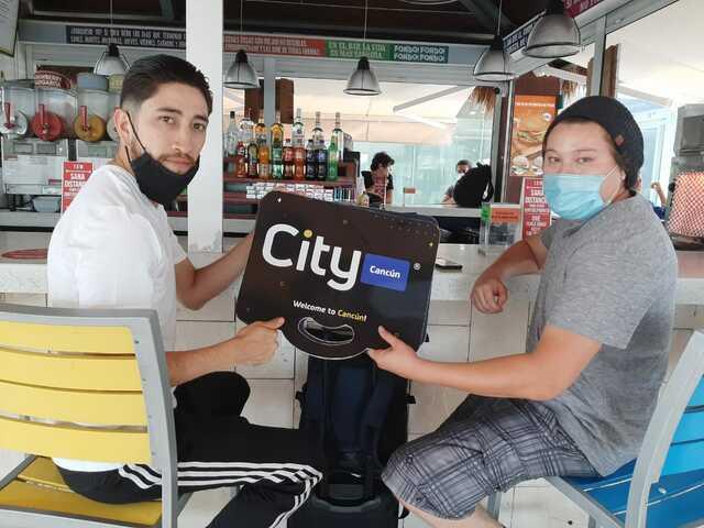 Nuestros clientes en Cancún 3