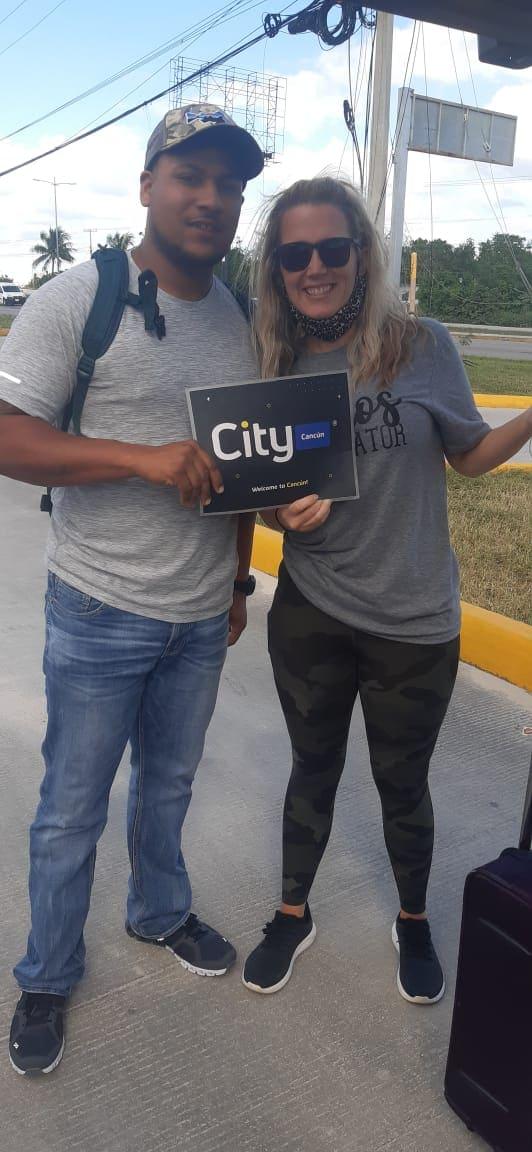 Nuestros clientes en Cancún 7